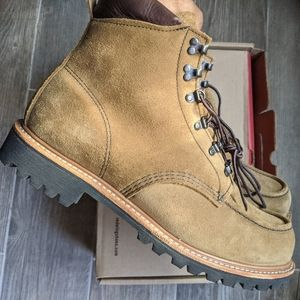 """Red Wing 6"""" Sawmill Boot Olive (New)"""